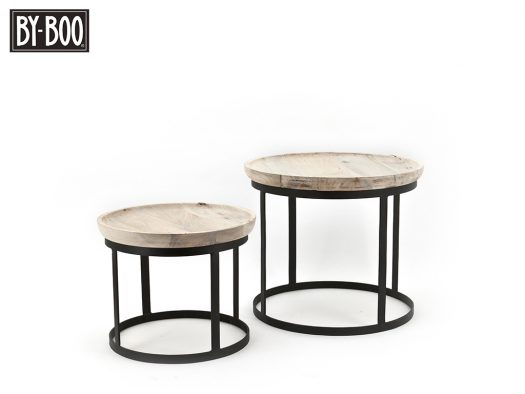 bijzettafel coffee table 1060 byboo tafls derujtermeubel