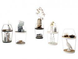 metalen tafeltjes tub merken design