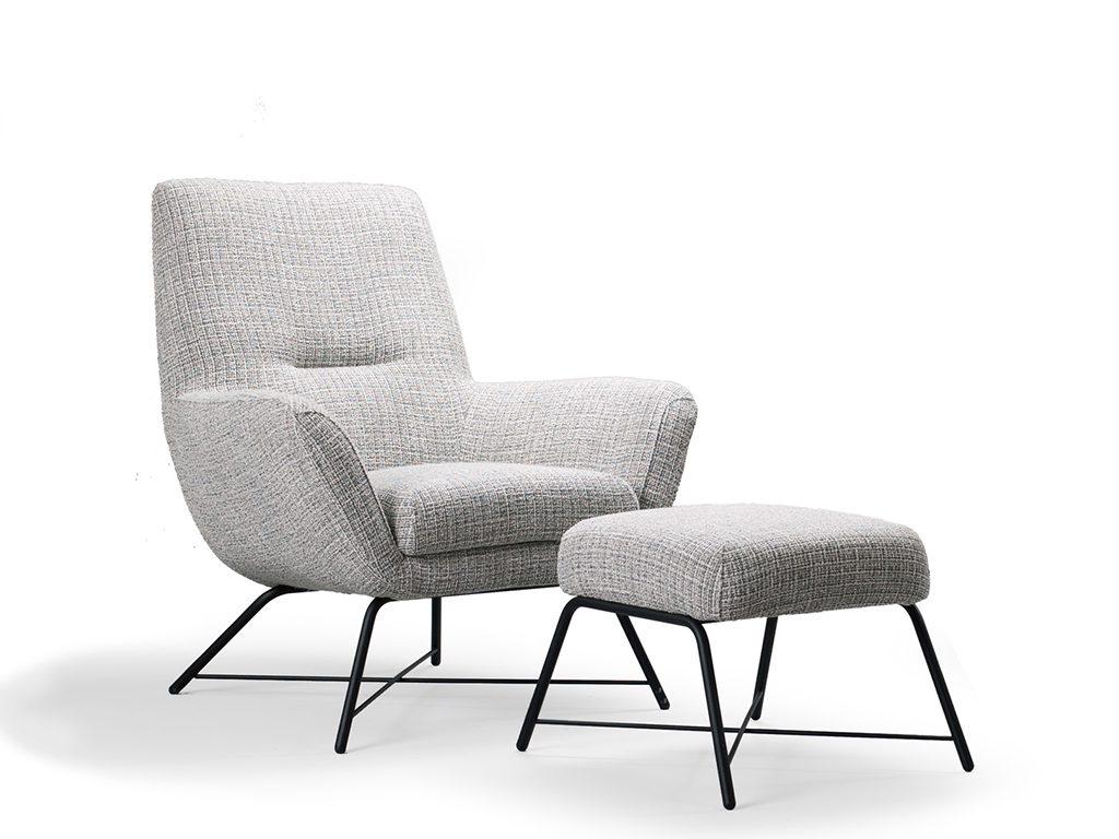 Modern Design Fauteuil.Fauteuil Lewis