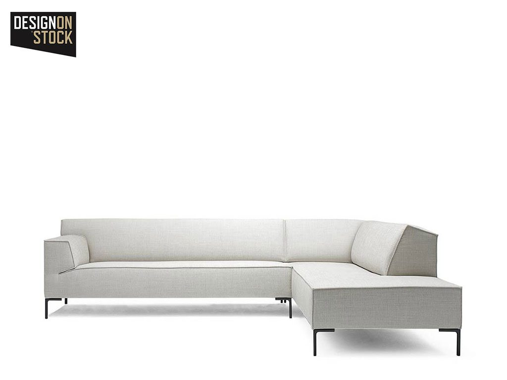 Design Bank Met Chaise Longue.Hoekbank Bloq Designbanken Bij De Ruijtermeubel Design On Stock