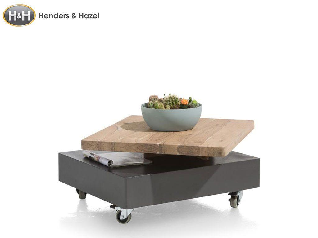 Hedendaags Salontafel Quebec   Draaibaar blad   Henders & Hazel   De SL-11