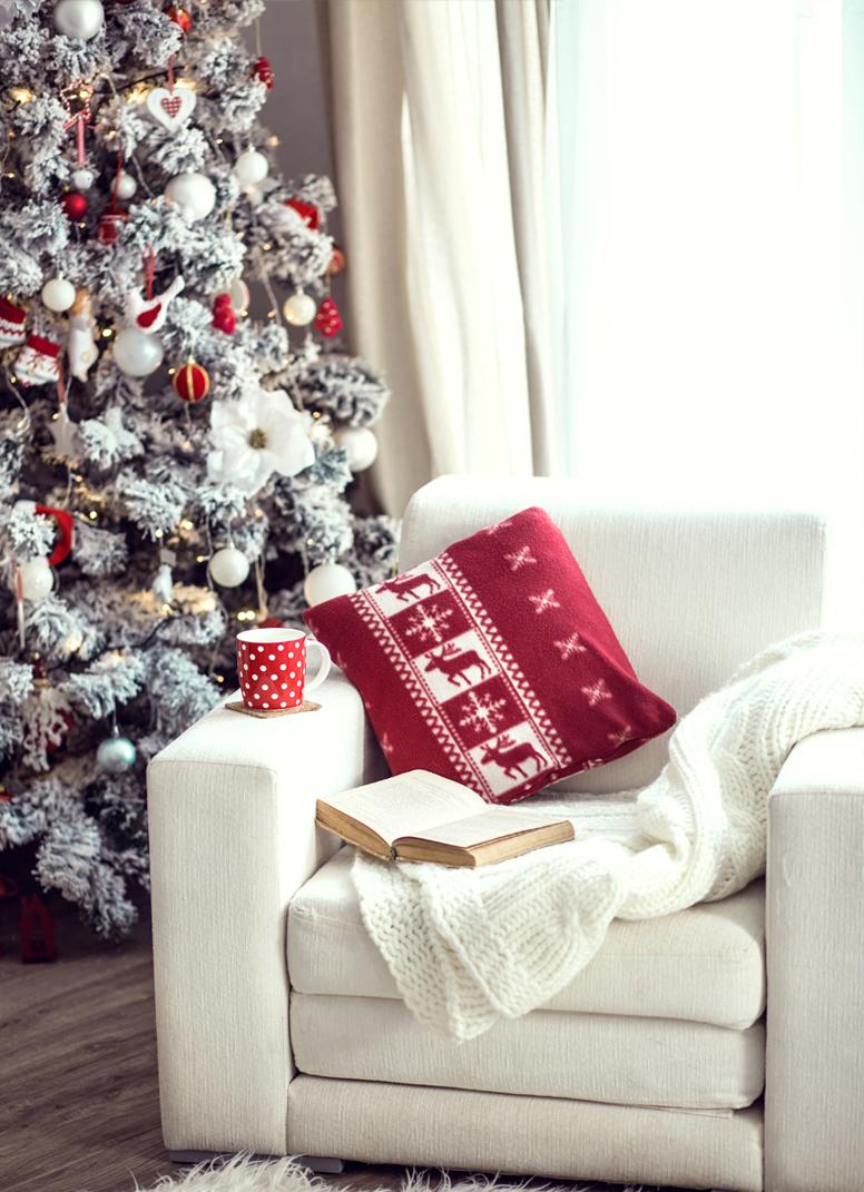 natuurlijke kerst