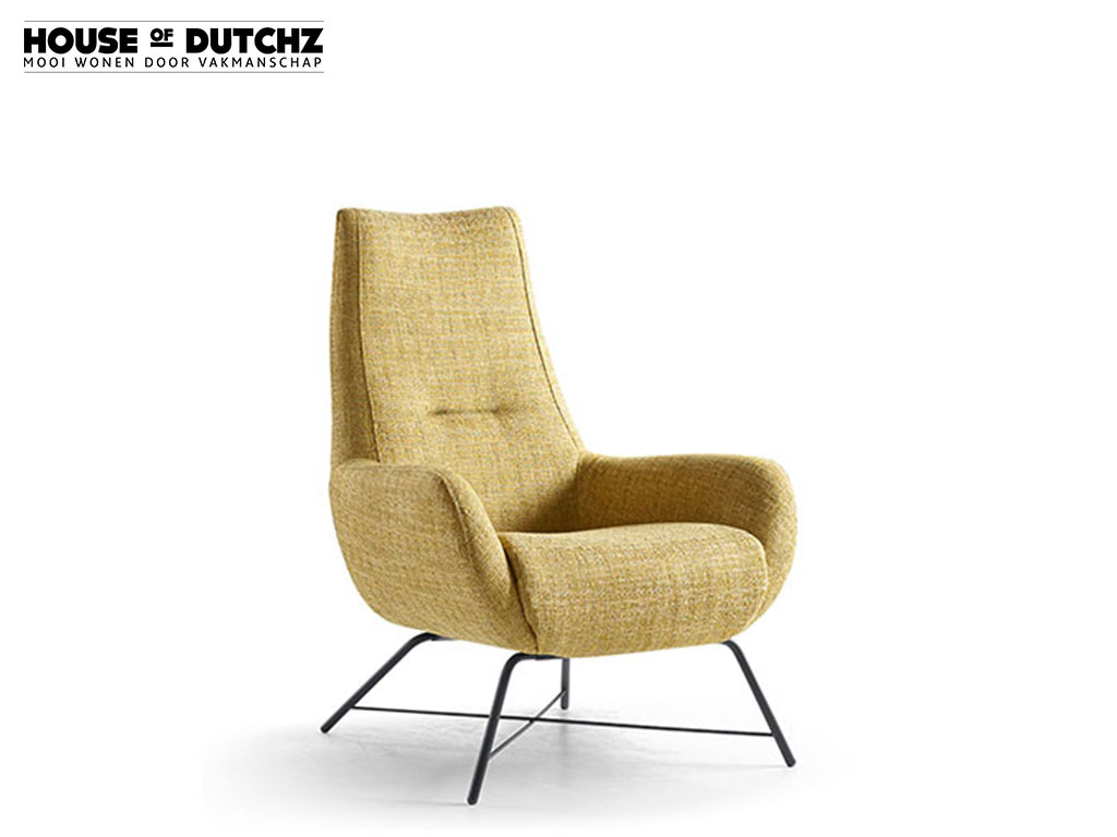 Mooie Design Fauteuils.Fauteuil Dutchz 202 Designfauteuils De Ruijtermeubel House Of Dutchz