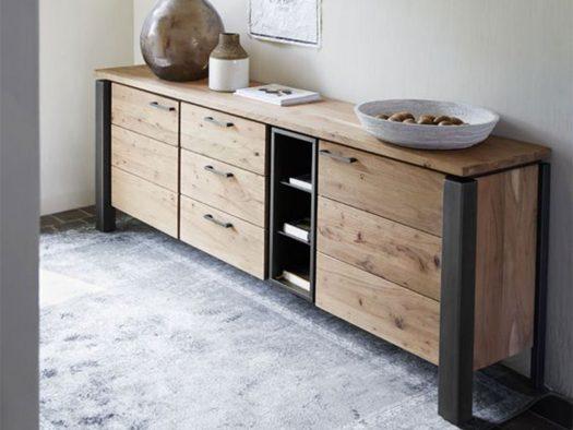 inspiratie charly wonen hout metaal