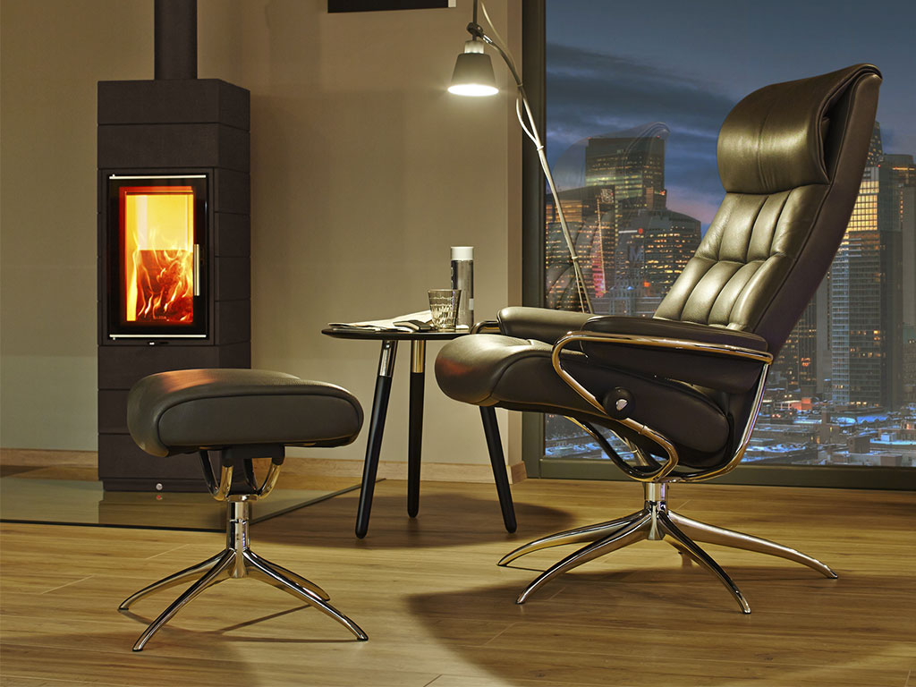 Stressless Fauteuils Aanbiedingen.Stressless Fauteuil London High
