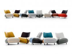 fauteuils pallone paradise