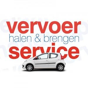 gratis senioren vervoerservice