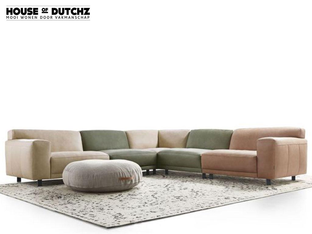 Design Hoekbank Van Leer.Hoekbank Dutchz 601 House Of Dutchz Design De Ruijtermeubel