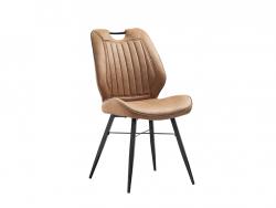 eetstoel quora cognac inhouse deruijtermeubel stoelen