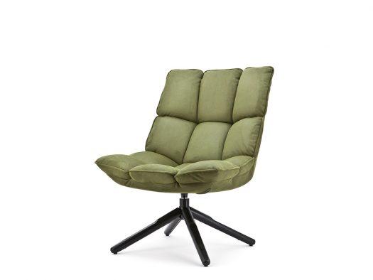 fauteuil daan groen zetel eleonora deruijtermeubel