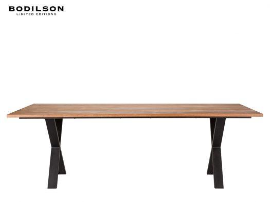 tafel xi bodilson hout metaal industrieel cruquius dealer
