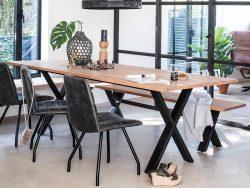 inspiratie foto woonkamer eetkamer industrieel bodilson tafel xi