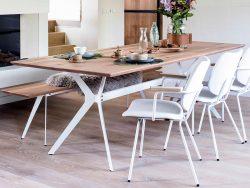 tafels inspiratie deruijtermeubel bodilson pinterest split hout instagram