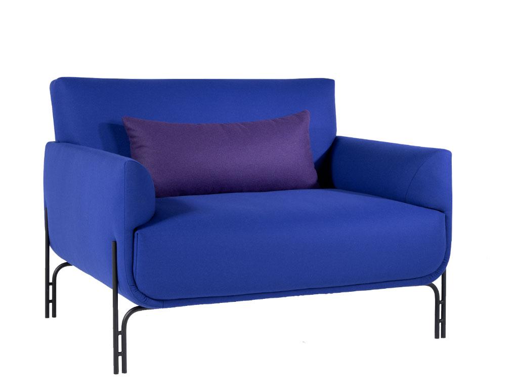 Leuke Design Fauteuil.Fauteuil Lucie Design Blauw Moome De Ruijtermeubel