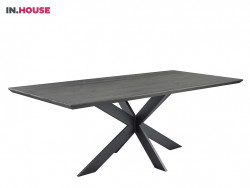 tafel carento spinpoot hout deruijtermeubel cruquius inhouse modern