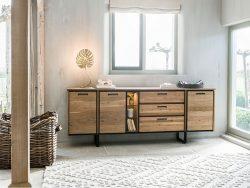dressoir wonen meubels tokyo deruijtermeubel