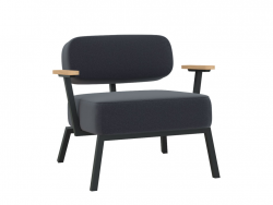 lounge chair ode