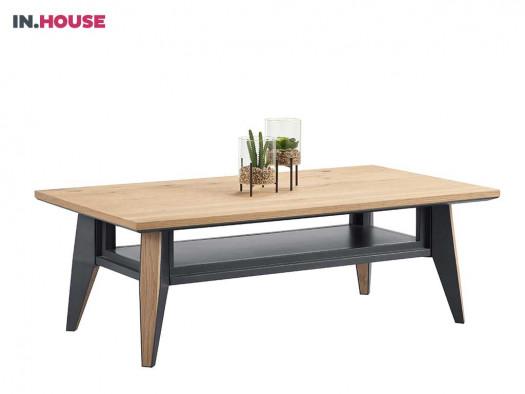 salontafel pento in eiken fineer inhouse meubels deruijtermeubel wonen noord holland.