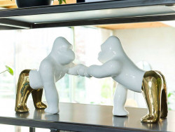 inspiratie beeld gorilla cocomaison deruijtermeubel woonaccessoires