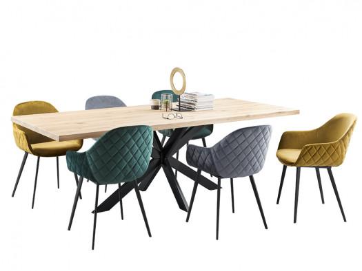 inspiratie tafel barcia met stoelen deruijtermeubel cruquius inhouse wonen
