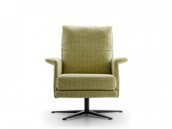draaifauteuil in stof design dutchz 204