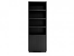 boekenkast oakura richmond interiors deruijtermeubel woonwinkel