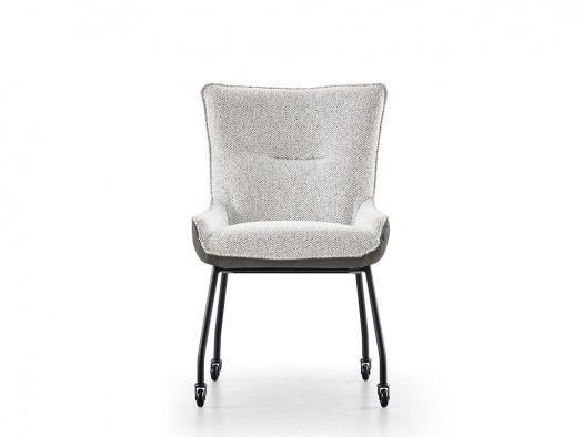 design stoelen dutchz 1800 deruijtermeubel stof leer