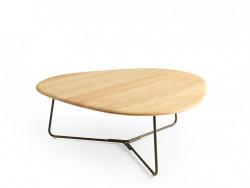 pode salontafel tripod luxe design tafels deruijtermeubel
