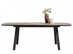 uitschuif bartafel ovaal avalox deruijtermeubel industriele tafels cruquius