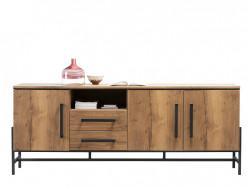 dressoir imanto 230 inhouse deruijtermeubel cruquius woonwinkel meubels