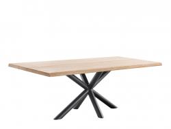 eettafel tomino deruijtermeubel inhouse cruquius tafels hout metaal