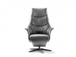 relaxfauteuil dutchz 2200 10370741 leer deruijtermeubel designstoelen